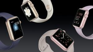 Apple Watch Sport kleuren