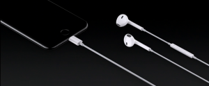 iPhone 7 lightning EarPods